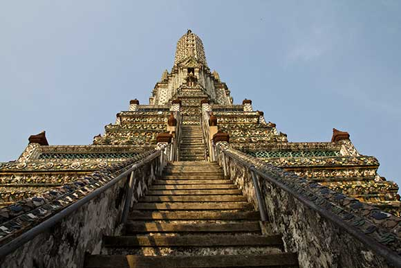 Wat Arun—The temple of dawn