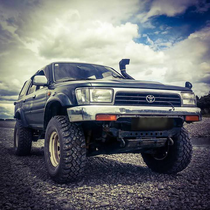 Our Hilux