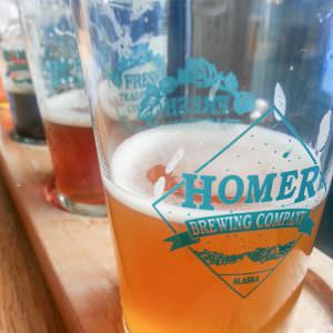 Homer Brewing Company
