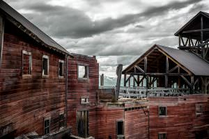 Kennecott Copper Mill Town, Alaska