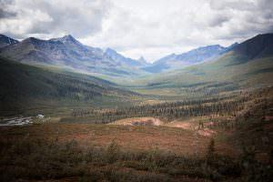 Tombstone Range