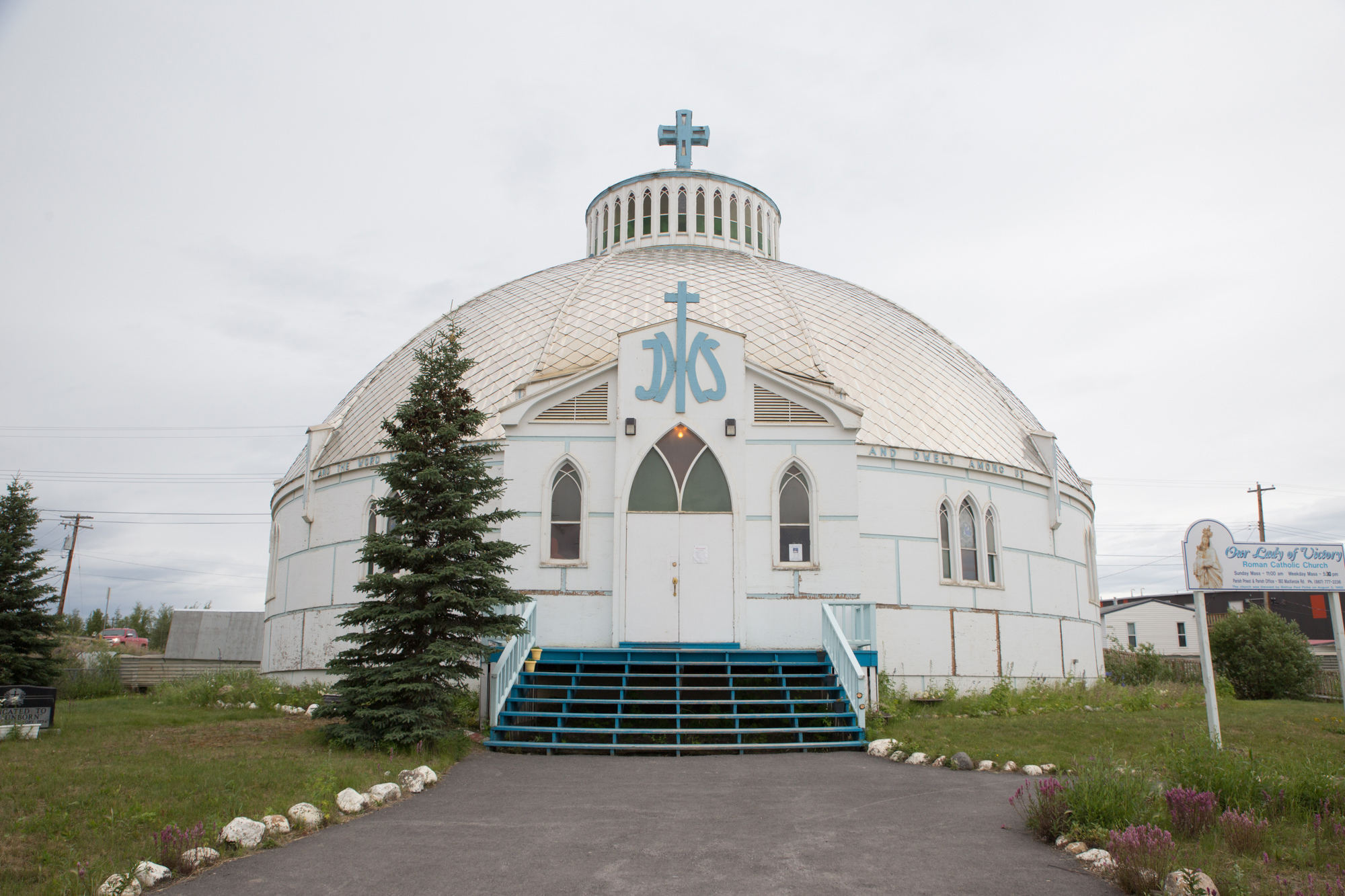 Igloo Church, Inuvik