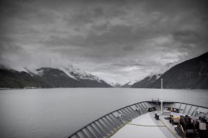 Ferry from Haines to Skagway