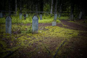 Dyea Graveyard