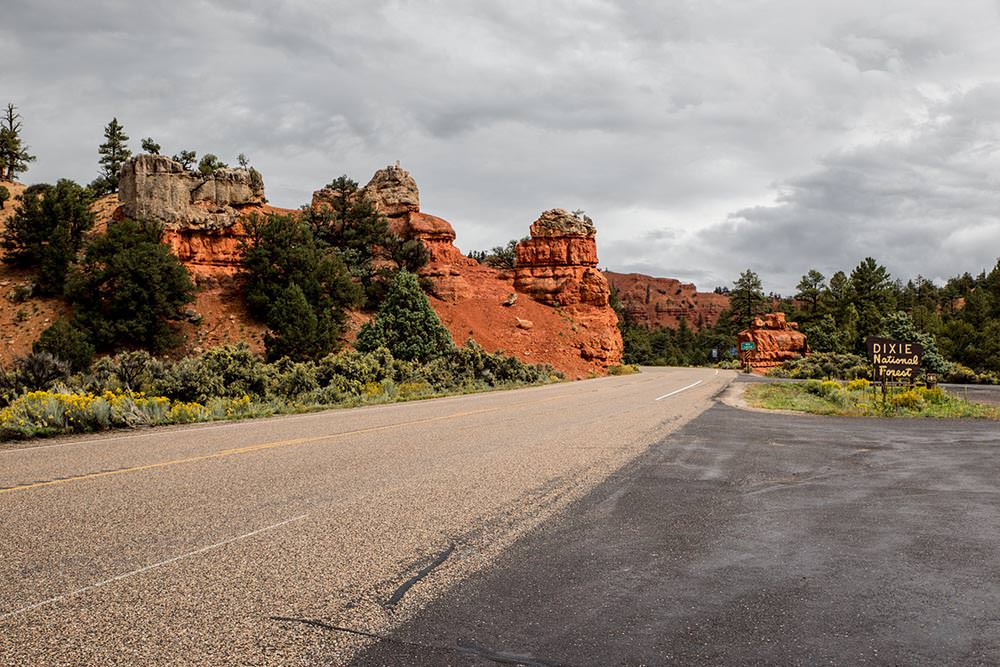 Red Canyon, State Route 12, Utah