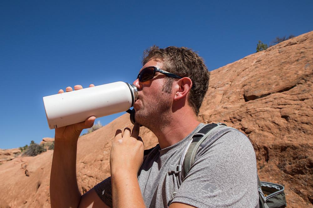 Water: Apparently this is a necessity in the desert