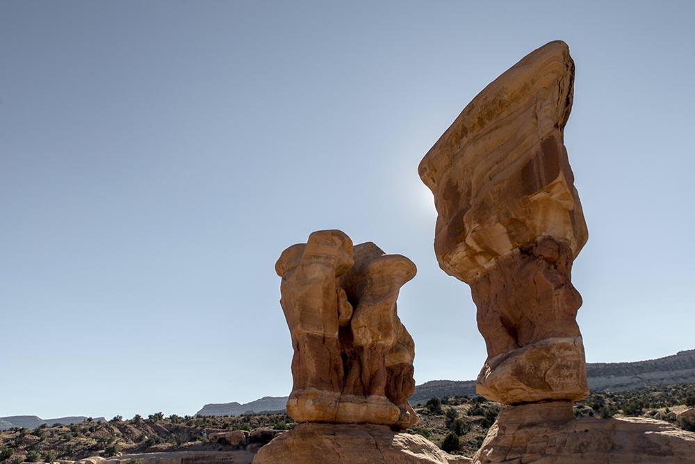 Devil's Garden, Grand Staircase—Escalante National Monument