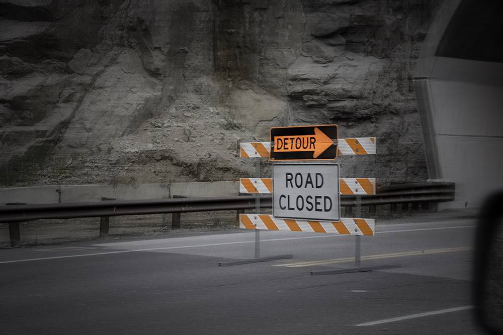 Colorado is shut