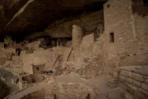 Cliff Palace—Mesa Verde