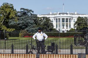 Security at the White House