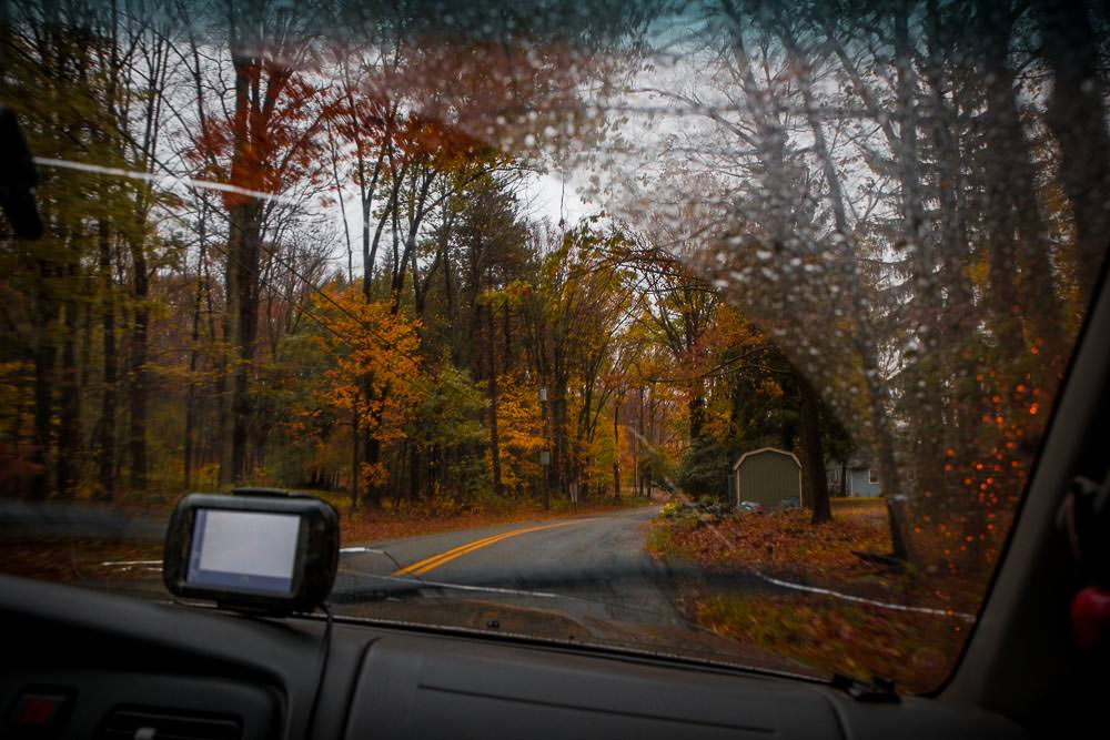 Clinton Road, West Milford, New Jersey