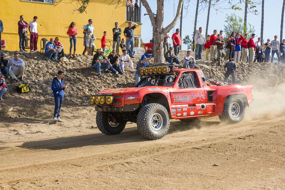 Baja 1000 start Ensenada, Baja California Norte