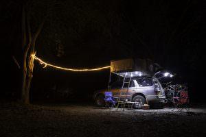 cvt tent lights camping