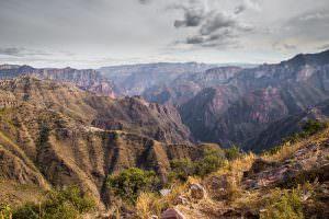 The Copper Canyon, Chihuahua, Mexico.