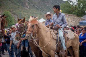 Festival at Misión San Javier , just out of Loreto, Baja California Sur.