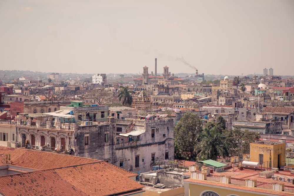 We wondered if we may even miss the hustle and bustle of Havana Vieja.