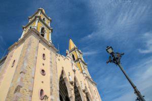 Mazatlán cathedral.