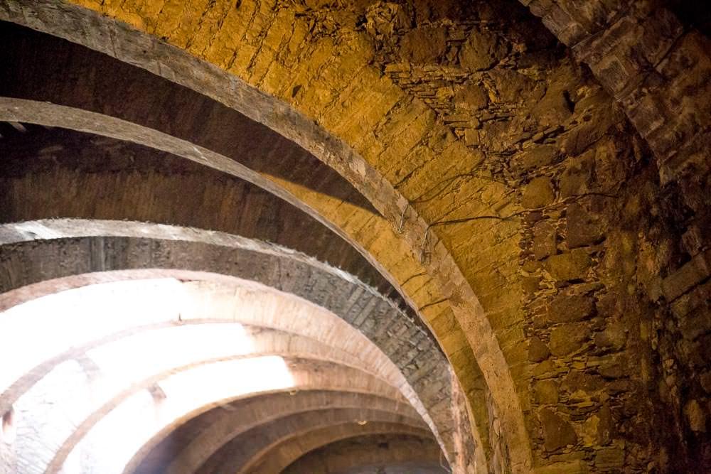 Lost in the tunnels of Guanajuato.