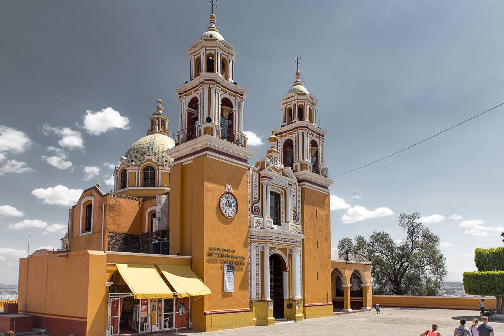 Iglesia de Nuestra Señora de los Remedios