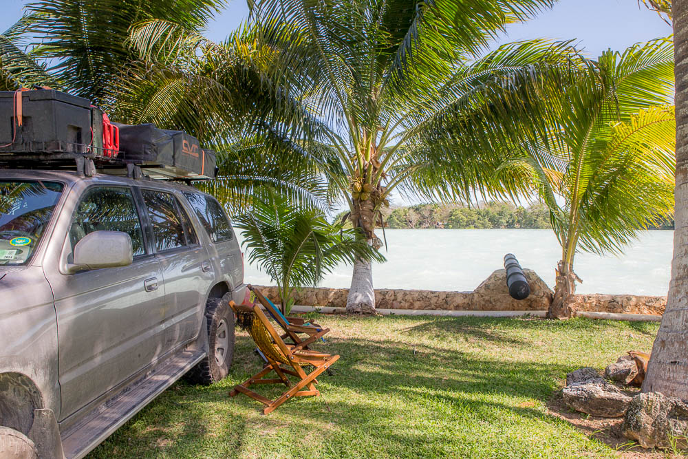 This really is a very nice campground in Chetumal.