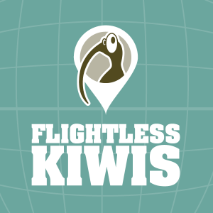 Flightless Kiwis logo tile